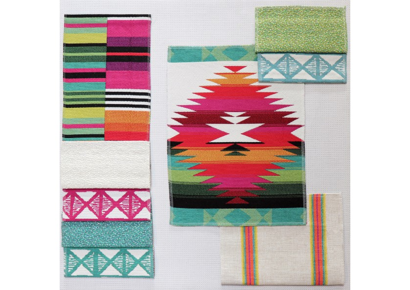 Moodboard collection NAVAJO