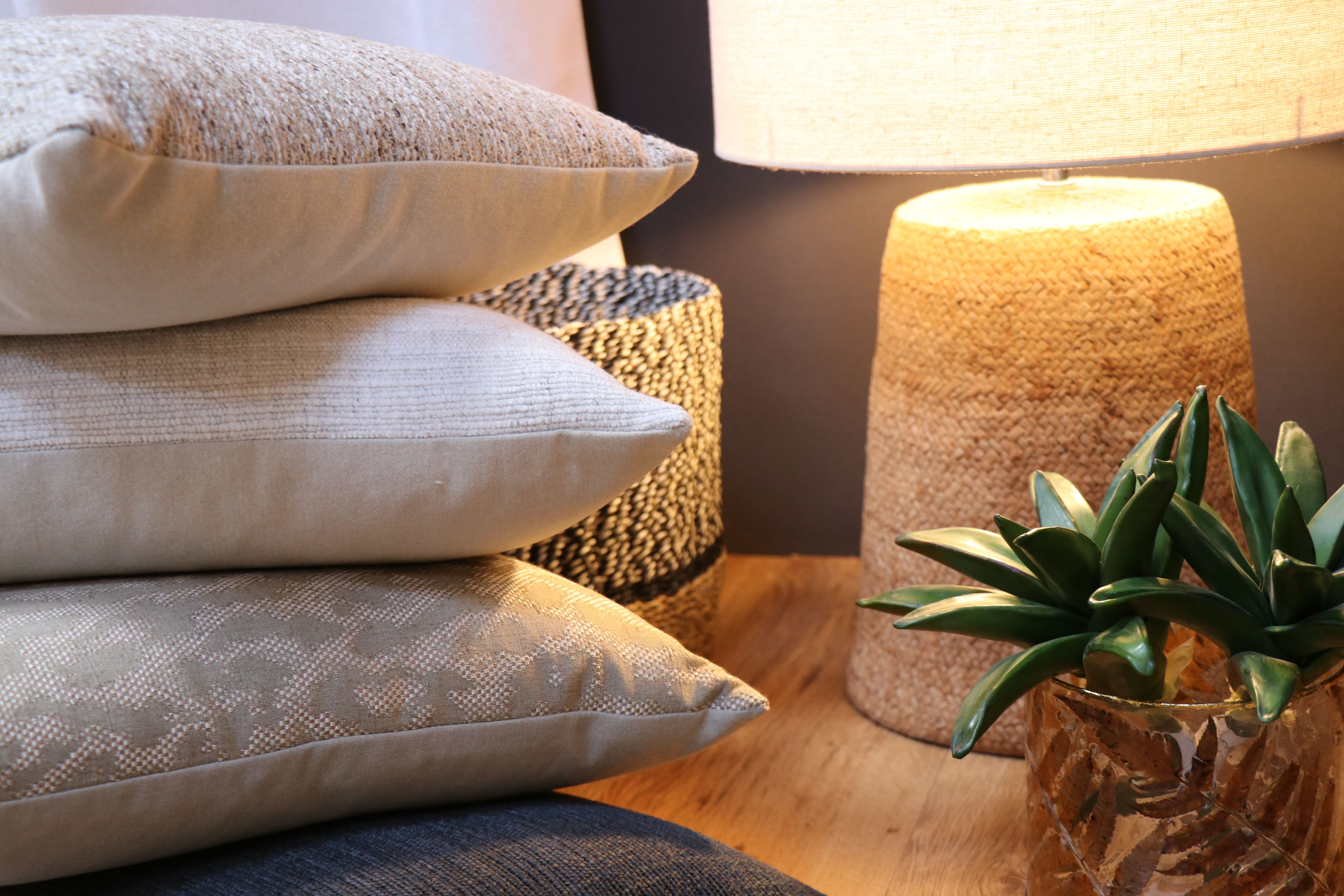 Cushions: the home furnishing accessory which changes everything!